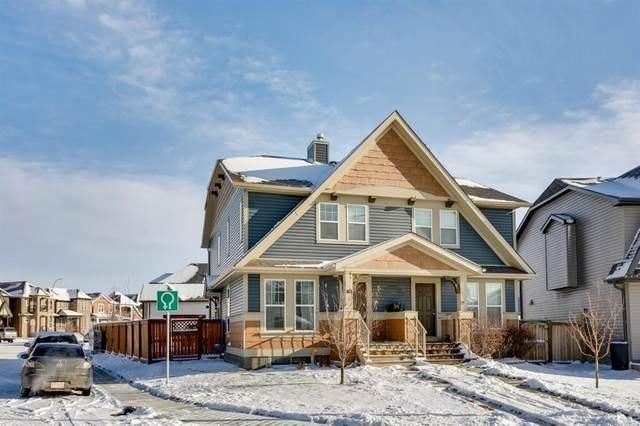 463 Cranford Park SE, Calgary, AB T3M 2C6 (#A1052350) :: Redline Real Estate Group Inc
