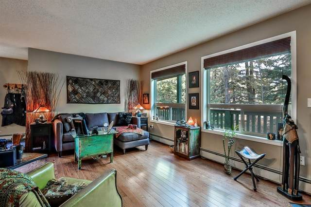300 2nd Avenue #29, Dead Man's Flats, AB  (#A1052377) :: Redline Real Estate Group Inc