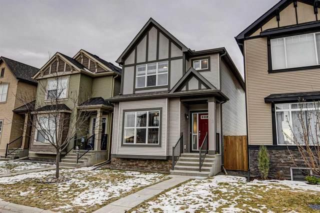 142 Cranford Close SE, Calgary, AB T3M 1N3 (#A1052416) :: Redline Real Estate Group Inc