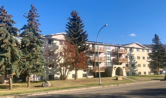 7801 98 Street #211, Peace River, AB T8S 1S4 (#A1052456) :: Redline Real Estate Group Inc