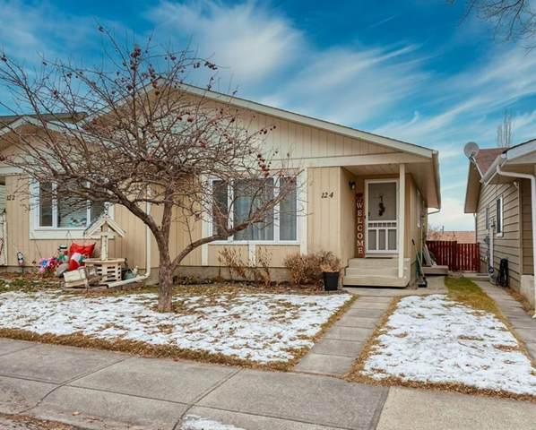 124 Macewan Park Way NW, Calgary, AB T3K 3E7 (#A1052590) :: Redline Real Estate Group Inc