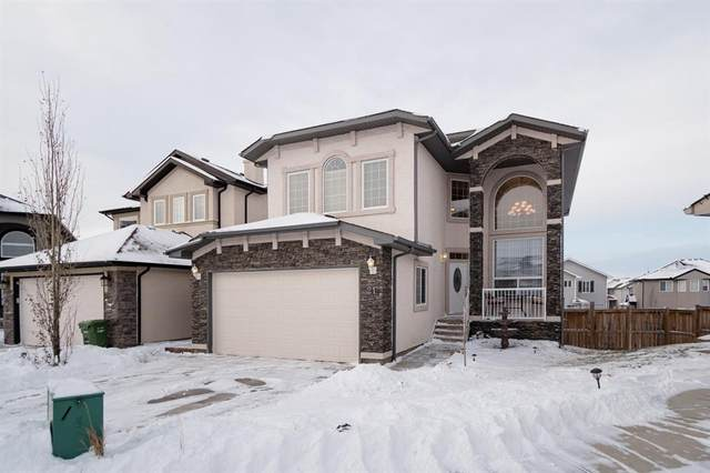 21 Canals Cove SW, Airdrie, AB T4B 3E8 (#A1052658) :: Redline Real Estate Group Inc
