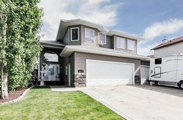 8814 114A Avenue, Grande Prairie, AB T8X 0D8 (#A1052780) :: Redline Real Estate Group Inc