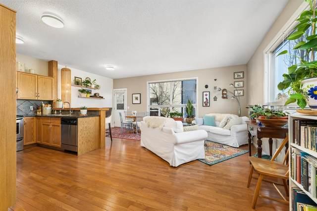 249 Ross Avenue #7, Cochrane, AB T4C 2J5 (#A1052804) :: Redline Real Estate Group Inc
