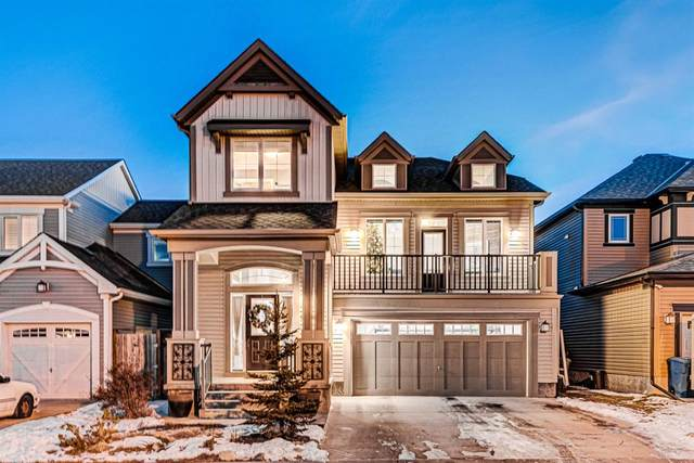 305 Windridge View SW, Airdrie, AB T4B 2R4 (#A1052812) :: Redline Real Estate Group Inc