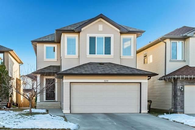 309 Tuscany Reserve Rise NW, Calgary, AB T3L 3E4 (#A1052974) :: Redline Real Estate Group Inc