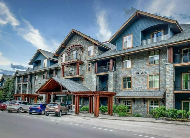 1818 Mountain Avenue 316 Rot'd', Canmore, AB T1W 3M3 (#A1053165) :: Redline Real Estate Group Inc