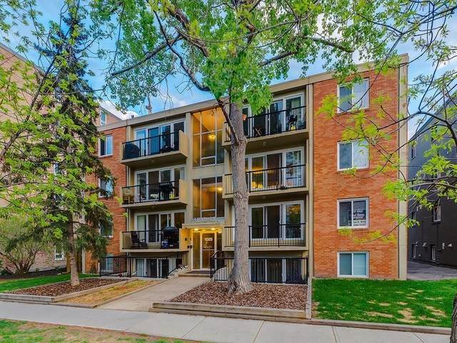 1025 14 Avenue SW #103, Calgary, AB T2R 0P1 (#A1053203) :: Redline Real Estate Group Inc