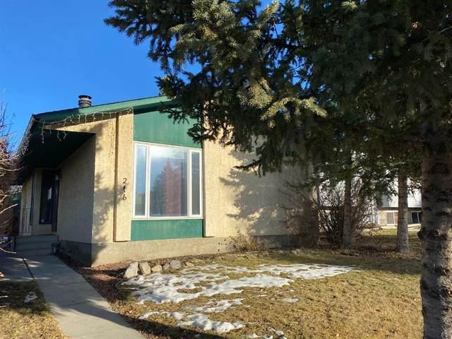 216 Acacia Drive SE, Airdrie, AB T4G 1G5 (#A1053273) :: Calgary Homefinders