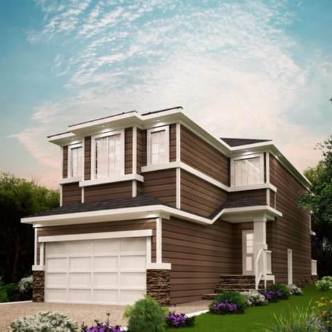 50 Walgrove Way SE, Calgary, AB T2X 4A3 (#A1053290) :: Redline Real Estate Group Inc