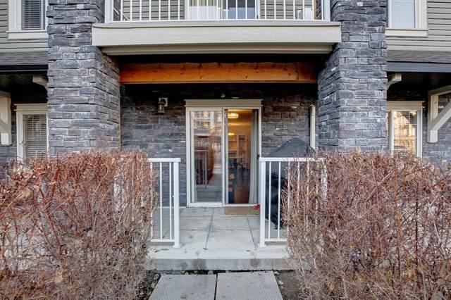 115 Prestwick Villas SE, Calgary, AB T2Z 0M9 (#A1053313) :: Canmore & Banff