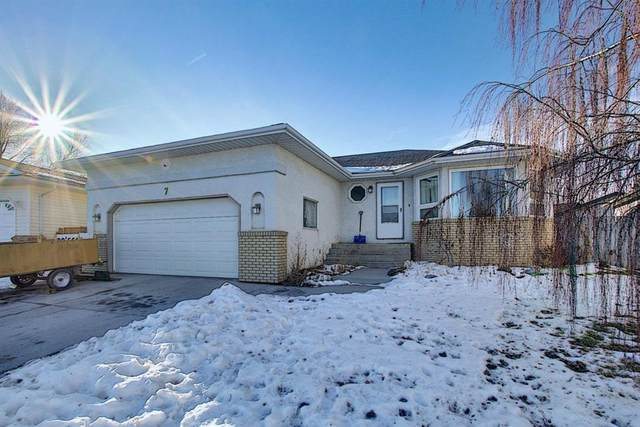 7 Maple Garden, Strathmore, AB T1P 1G3 (#A1053355) :: Calgary Homefinders