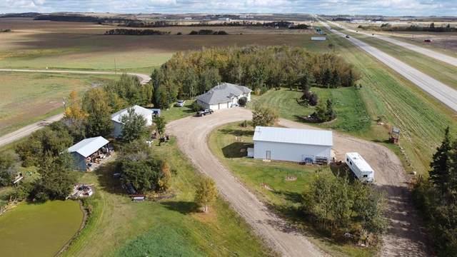 722003 Range Road 53, Rural Grande Prairie No. 1, County of, AB T8X 2Z8 (#A1053595) :: Calgary Homefinders
