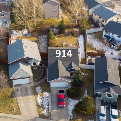 914 Allen Street SE, Airdrie, AB T4B 2B1 (#A1054339) :: Calgary Homefinders