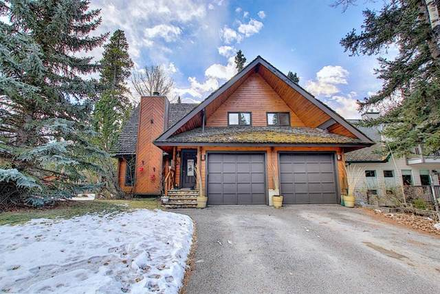 1301 17 Street, Canmore, AB T1W 1T6 (#A1054391) :: Calgary Homefinders