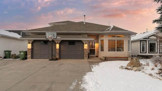 125 Riverview Circle, Cochrane, AB T4C 1K5 (#A1054451) :: Calgary Homefinders