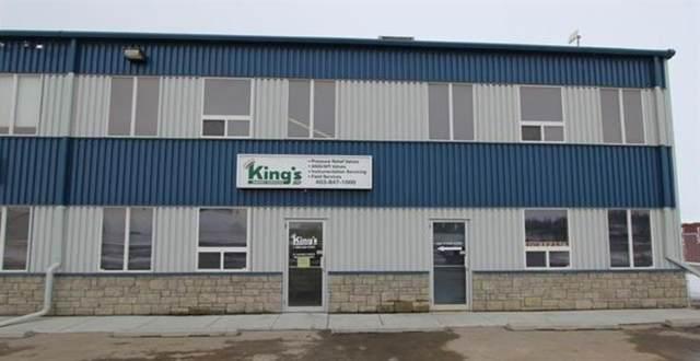 8 Gateway Boulevard #3, Rural Clearwater County, AB T4S 0K7 (#A1054499) :: Calgary Homefinders