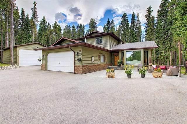 57 Elk Valley Road, Bragg Creek, AB T0L 0K0 (#A1054636) :: Calgary Homefinders