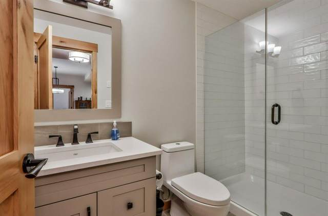 707 Spring Creek Drive #212, Canmore, AB T1W 0K7 (#A1054665) :: Canmore & Banff