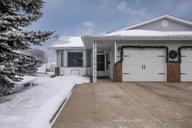 3918 56A Street Close, Camrose, AB T4V 4L1 (#A1055249) :: Calgary Homefinders