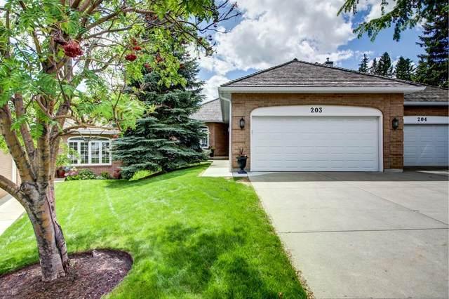 5555 Elbow Drive SW #203, Calgary, AB T2V 1H7 (#A1055885) :: Calgary Homefinders
