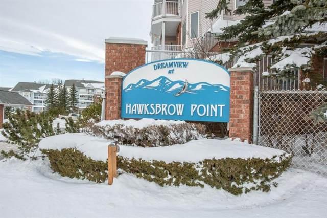 3315 Hawksbrow Point NW, Calgary, AB T3G 4C9 (#A1055914) :: Calgary Homefinders