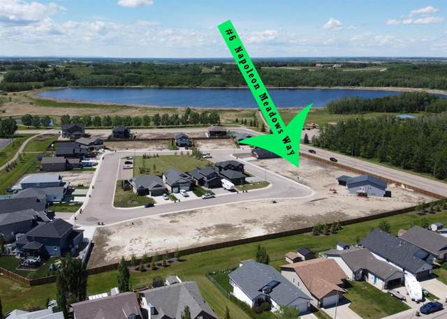 6 Napoleon Meadows Way, Innisfail, AB T0M 1A0 (#A1055915) :: Redline Real Estate Group Inc