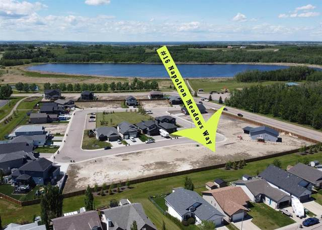 16 Napoleon Meadows Way, Innisfail, AB T0M 1A0 (#A1055917) :: Redline Real Estate Group Inc