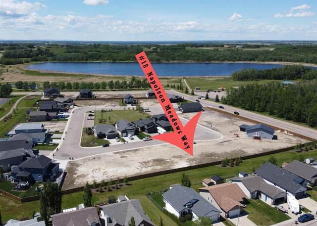 18 Napoleon Meadows Way, Innisfail, AB T0M 1A0 (#A1055918) :: Redline Real Estate Group Inc