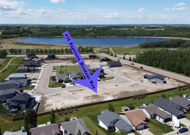 20 Napoleon Meadows Way, Innisfail, AB T0M 1A0 (#A1055923) :: Redline Real Estate Group Inc