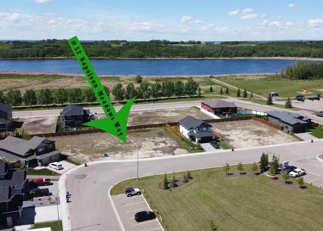 52 Napoleon Meadows Way, Innisfail, AB T0M 1A0 (#A1055928) :: Redline Real Estate Group Inc