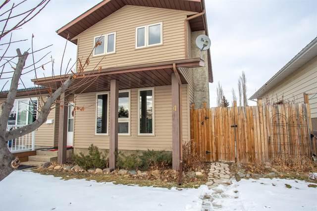 4 Haliburton Crescent, Red Deer, AB T4N 6K3 (#A1055941) :: Calgary Homefinders