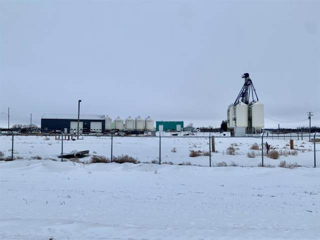 5101 48 Avenue, Irma, AB  (#A1056079) :: Calgary Homefinders