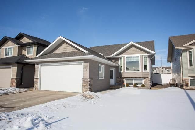 17 Cascade Street, Blackfalds, AB T4M 0A8 (#A1056992) :: Calgary Homefinders