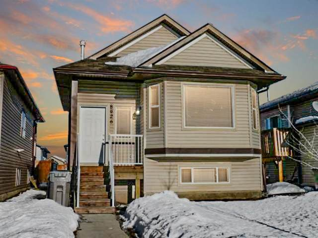 8926 69 Avenue, Grande Prairie, AB T8X 0C1 (#A1057107) :: Calgary Homefinders
