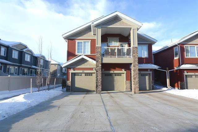 18 Golden Crescent, Red Deer, AB T4P 2P9 (#A1057337) :: Calgary Homefinders