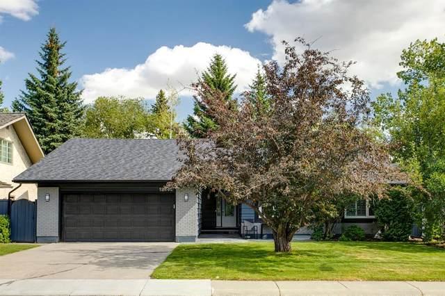 12202 Lake Erie Road SE, Calgary, AB T2J 2L8 (#A1057357) :: Calgary Homefinders