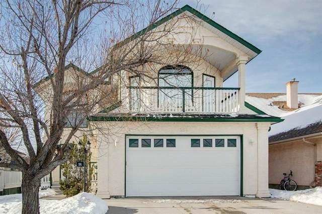 151 Riverview Circle, Cochrane, AB T4C 1K9 (#A1057613) :: Calgary Homefinders