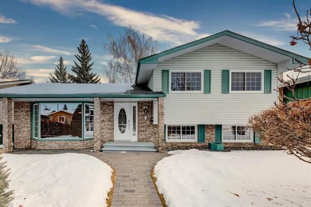 32 Lake Twintree Place SE, Calgary, AB T2J 2X5 (#A1057763) :: Calgary Homefinders