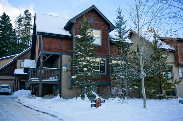109 Armstrong Place #903, Canmore, AB T1W 3L2 (#A1057827) :: Canmore & Banff