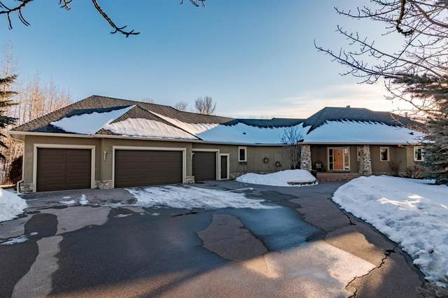11 Church Ranches Boulevard, Rural Rocky View County, AB T3R 1C1 (#A1057885) :: Calgary Homefinders