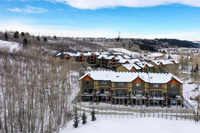 203 Valley Ridge Manor NW, Calgary, AB T3B 6C4 (#A1058582) :: Calgary Homefinders