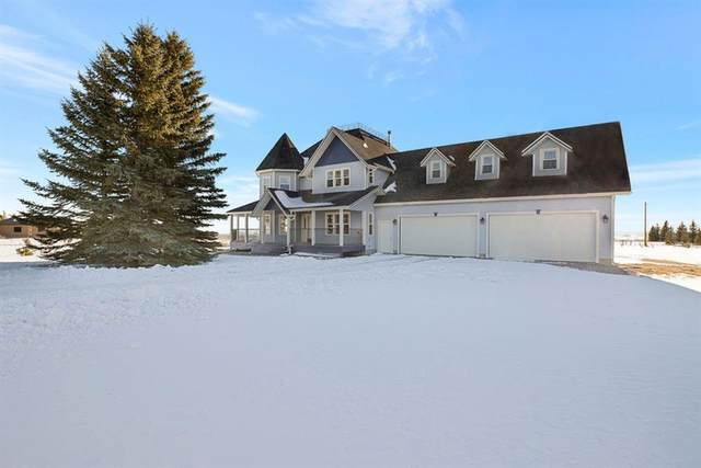 3 Bearspaw Pointe Green, Rural Rocky View County, AB T3L 2P6 (#A1058771) :: Calgary Homefinders