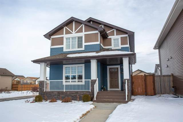 109 Timberstone Way, Red Deer, AB T4P 0N5 (#A1058889) :: Western Elite Real Estate Group