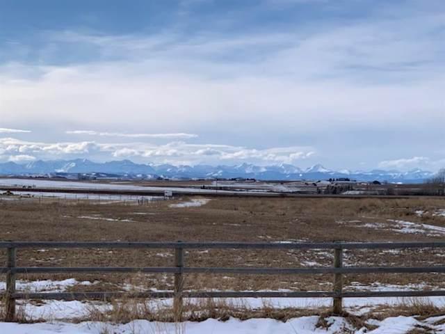 378052 Tiki Ranch Place W, Okotoks, AB T1S 1A1 (#A1058904) :: Calgary Homefinders