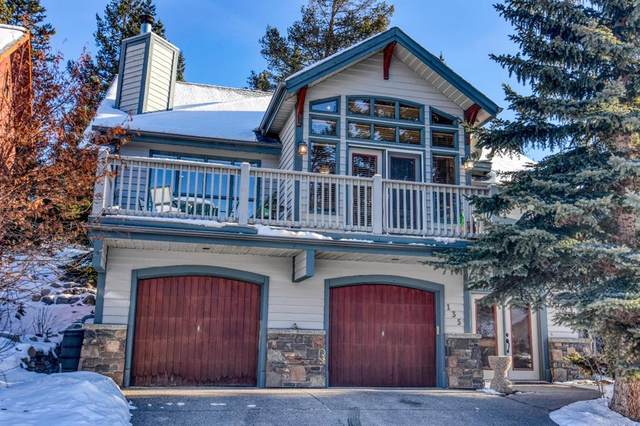 135 Benchlands Terrace, Canmore, AB T1W 1G2 (#A1059001) :: Calgary Homefinders