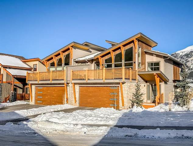 450 Stewart Creek Close, Canmore, AB T1W 0L7 (#A1059006) :: Canmore & Banff
