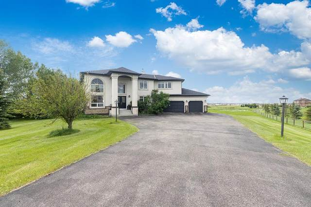 11 Stage Coach Pointe, Rural Rocky View County, AB T4A 0P3 (#A1059168) :: Calgary Homefinders