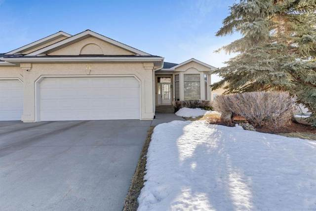 26 Eagleview Heights, Cochrane, AB T4C 1P5 (#A1059391) :: Calgary Homefinders