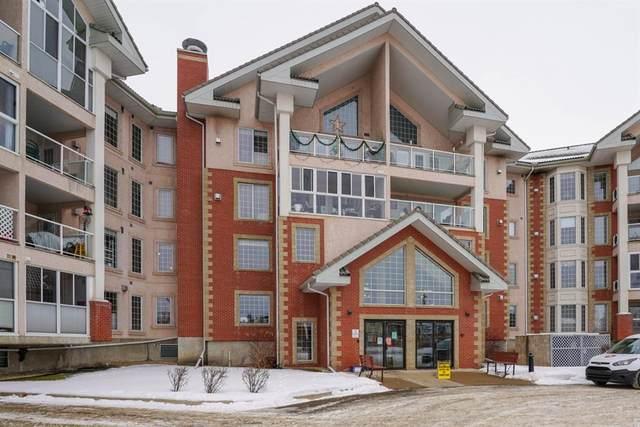4805 45 Street #422, Red Deer, AB T4N 7A9 (#A1059433) :: Redline Real Estate Group Inc